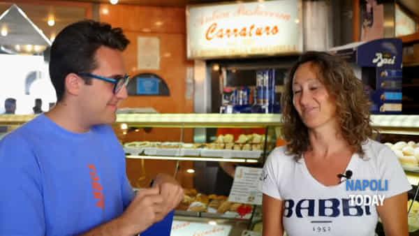 """Universiadi Napoli, intervista alla """"Sirena Partenope"""" dell'inaugurazione"""