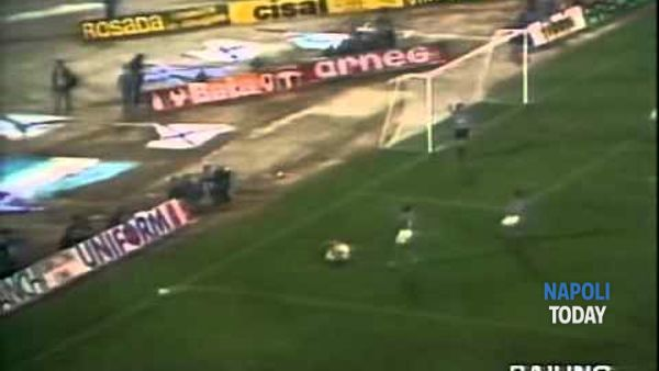 Amarcord: Napoli-Bayern Monaco 2-0 Coppa Uefa 1988-89 (VIDEO)