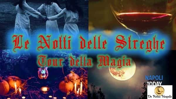 Le Notti delle Streghe: tour notturno alla scoperta della Napoli magica e stregata