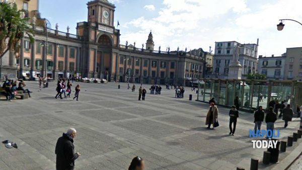Piazza Dante (Google Map)