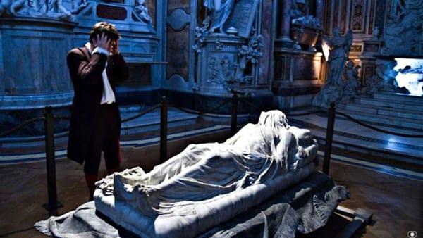 """Cappella Sansevero, apertura serale per la visita teatralizzata """"Il Testamento di Pietra"""""""