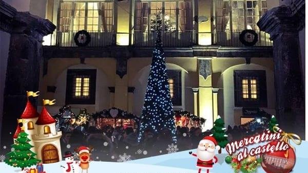 Mercatini al Castello 2019: Natale al Palazzo Mediceo di Ottaviano
