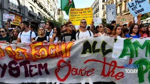 Global Strike For Future Napoli 27 Settembre 2019 Notizie