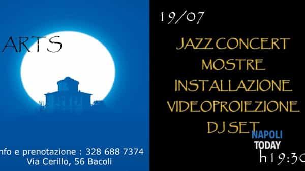 Art Event al Cerillo: concerto jazz, mostre, installazione, videoproiezione & Dj set