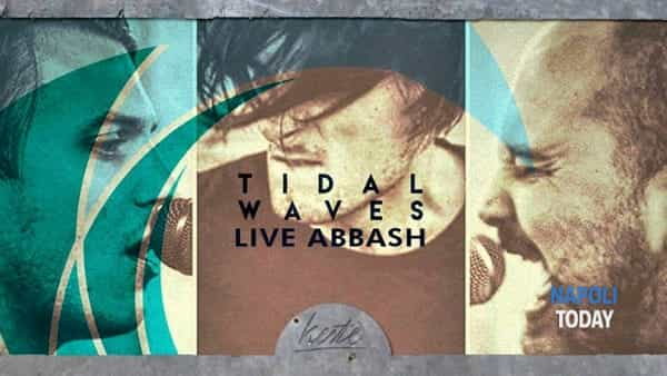 Concerto alternative rock: i Tidal Waves live Abbash