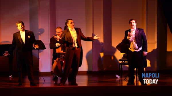 Concerto di Natale con i Tre Tenori a Donnaregina