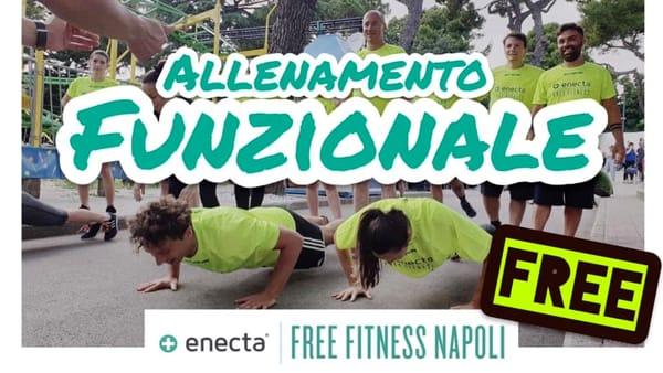 Torna il Free Fitness: ottobre di sport e benessere a Napoli con gli allenamenti gratuiti