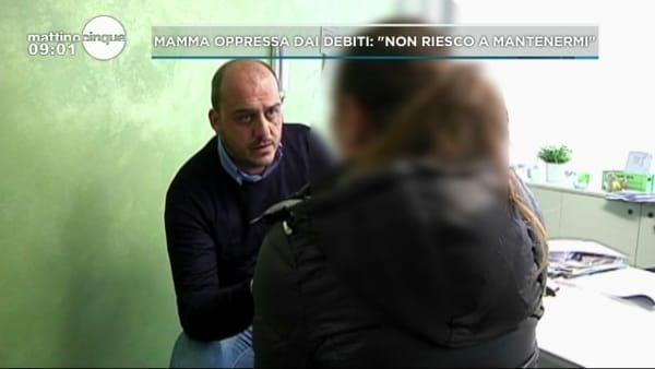 """La storia di una mamma napoletana: """"Non riesco a pagare l'affitto"""""""