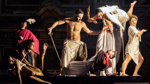A Donnaregina tornano i Tableaux Vivants: in scena 23 tele di Caravaggio