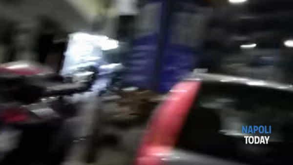 Rione Alto, fiamme in un appartamento: quattro denunciati