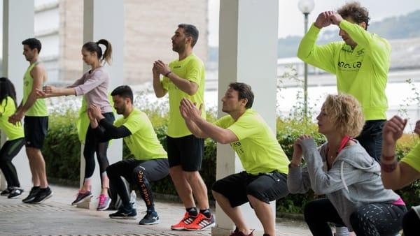 Free Fitness a Napoli, yoga e allenamenti gratuiti: gli appuntamenti di giugno