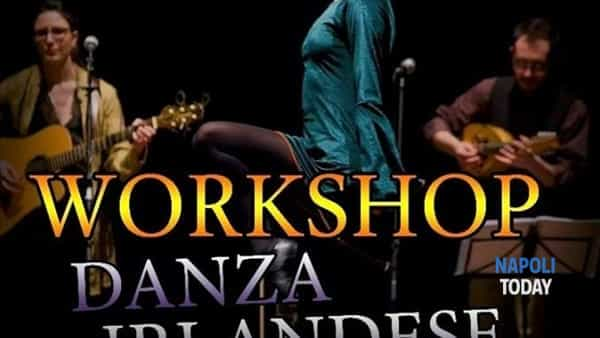 Workshop di danza Irlandese a Napoli