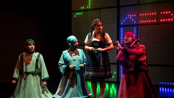 Bianca, Neve e i tre settenani: la Befana al Teatro dei Piccoli