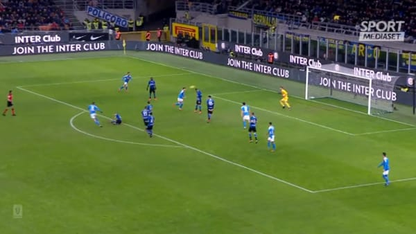 Inter-Napoli 0-1: gli highlights del match | VIDEO