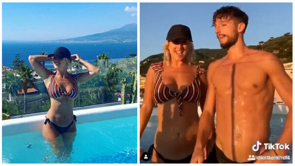 Dries e Kat, follia Tik Tok: il video è virale