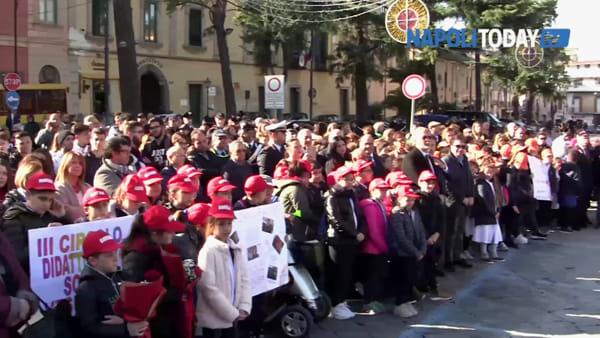 Quattro mesi senza Cerciello Rega: Somma Vesuviana ricorda il carabiniere ucciso
