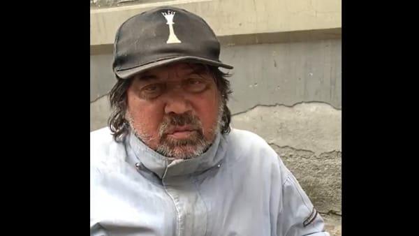 Appello per Pietro Puzone: l'ex calciatore del Napoli dello Scudetto vive in strada