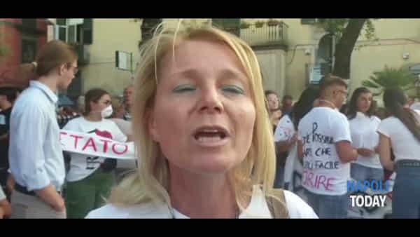 """Stop Biocidio, ad Acerra migliaia in marcia: """"Vogliamo vivere"""""""