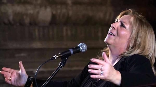 """Antonella Morea al teatro Cortese con il concerto spettacolo """"Donne in-canto"""""""