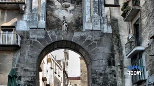 Al via il restauro di Porta San Gennaro