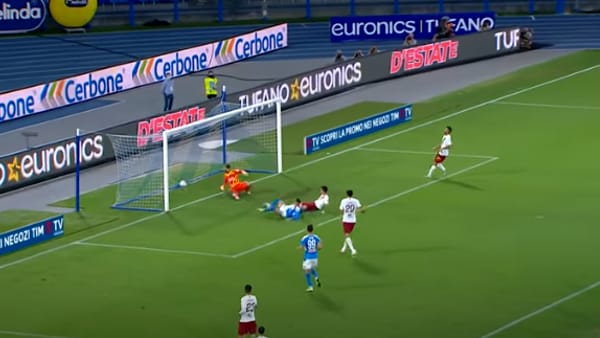 Napoli-Roma 2-1: gol e highlights del match | VIDEO