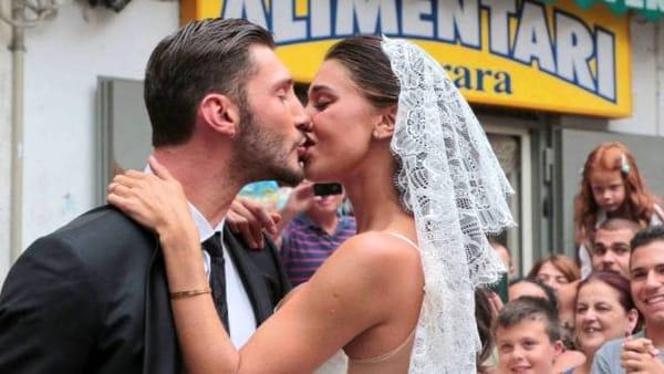 Anniversari Matrimonio Belen.Belen E Stefano Matrimonio