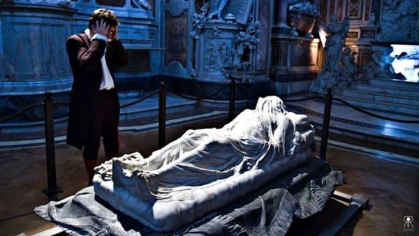 """""""Il Testamento di Pietra"""" a Cappella Sansevero: visita teatralizzata"""
