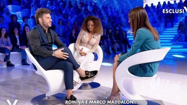 Marco Maddaloni e la moglie raccontano il dramma della perdita del loro primo figlio