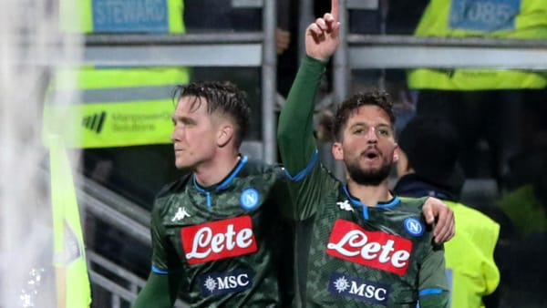 Calendario Napoli 2020 2021: tutte le partite