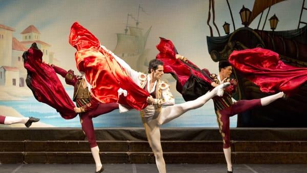 La Danza torna protagonista al Teatro di San Carlo con Don Quijote