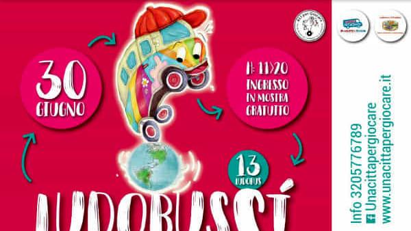 LudobusSì, a Napoli la festa nazionale del gioco itinerante