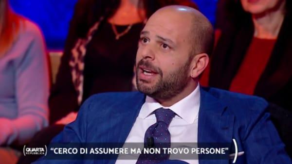 """Imprenditore napoletano cerca 40 persone da assumere: """"Ma non trovo nessuno"""""""