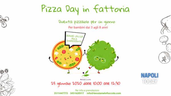 Pizza Day in Fattoria: diventare piccoli pizzaioli per un giorno