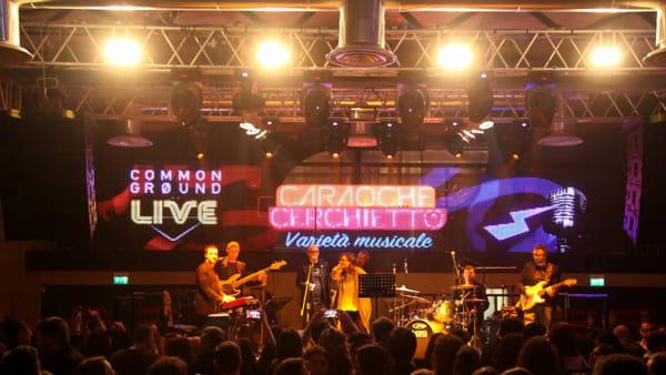 Weekend di musica al Common Ground con Latin Party e Caraoche Cerchietto