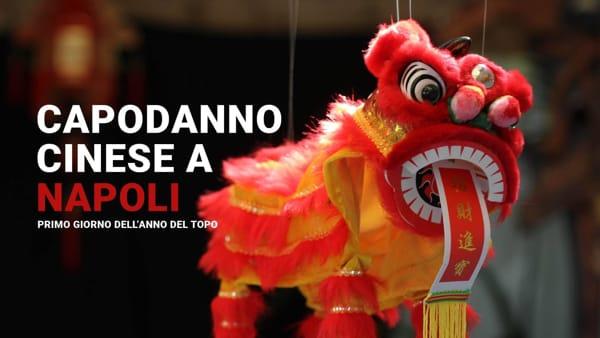 Capodanno Cinese: due giorni di festa a Napoli tra piazza del Gesù e piazza del Plebiscito