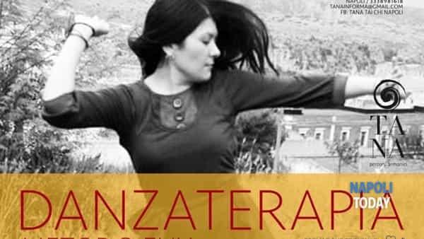 Corso di danzaterapia - danza creativa metodo Fux a Napoli