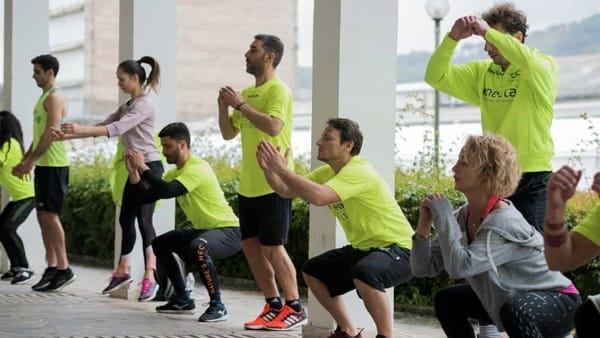 Tornare in forma gratis dopo le feste: gli appuntamenti di gennaio con il Free Fitness a Napoli