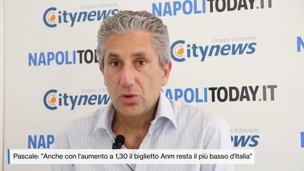 """Pascale (Anm): """"Da settembre a Napoli tornano i tram"""""""