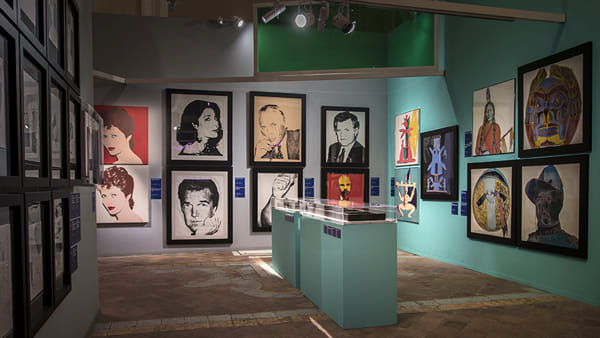 Andy Warhol in mostra a Napoli