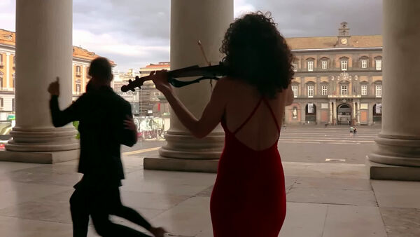 Un tango per salvare l'arte (VIDEO)