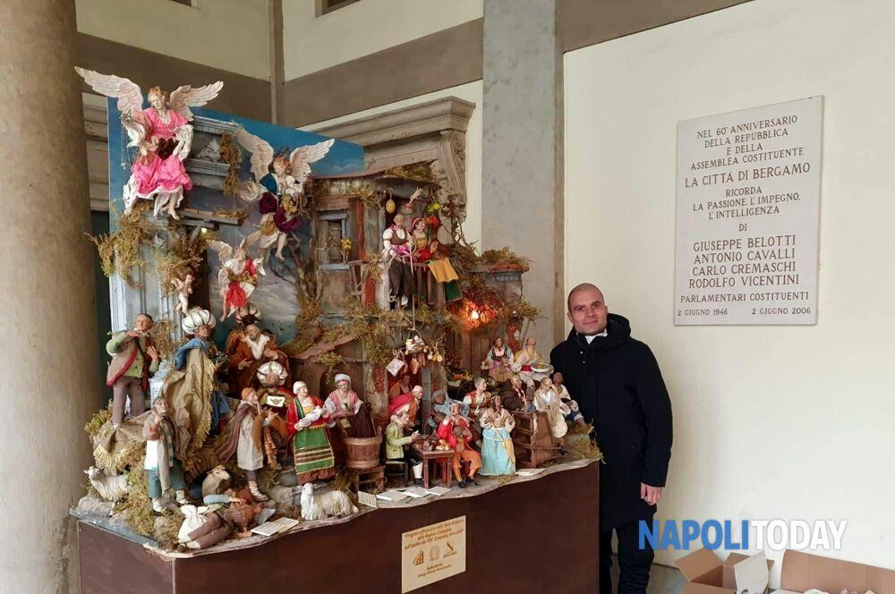 Le foto dei 17 presepi di San Gregorio Armeno donati alle Regioni