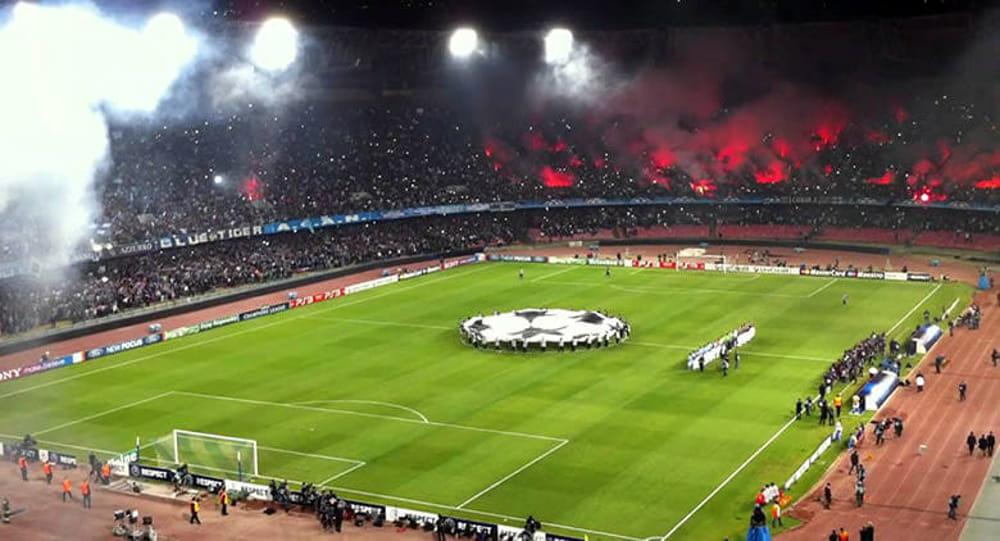 Calendario Napoli Champions 2020.Lista Champions League Napoli 2019 2020