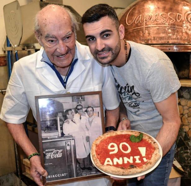 Don Vincenzo Capasso novantesimo compleanno-2