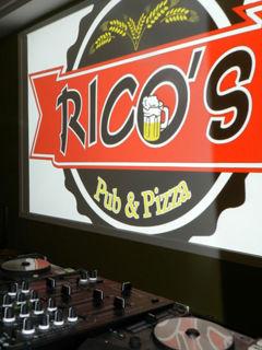 Rico's pub & pizza